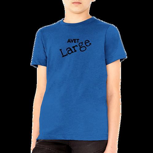 AVET Apparel - Premium Kids 'AVET Large' t-shirt