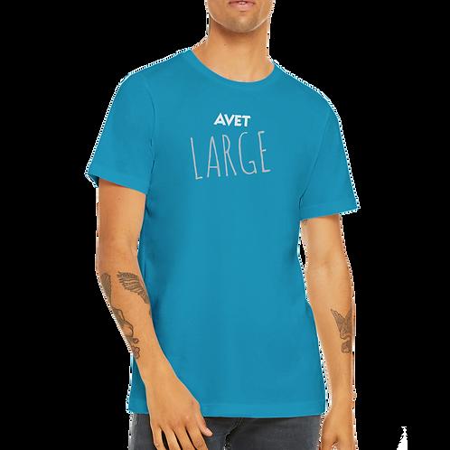 AVET Apparel: 'AVET Large' Premium Unisex T-shirt