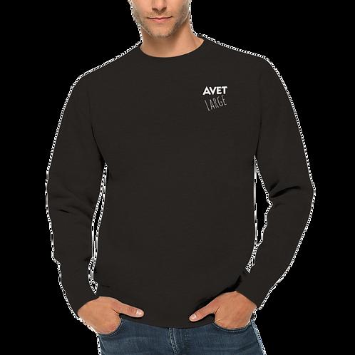 AVET Apparel: 'AVET Large' Premium Unisex Sweatshirt
