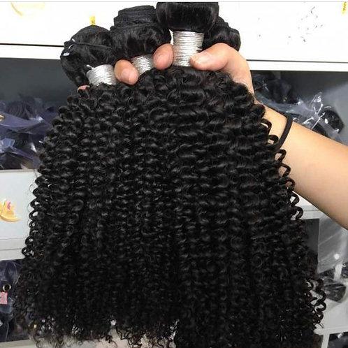 Kinky Curly Hair 9A