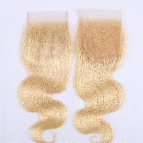 Blonde Lace Closure