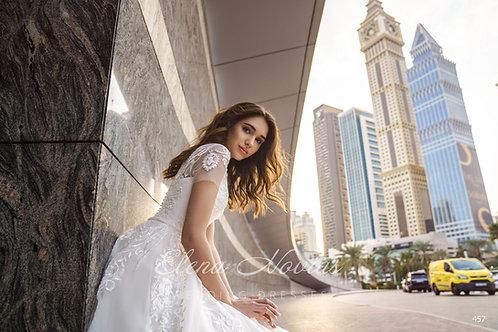 WEDDING DRESS 457