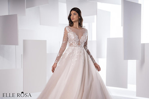 Wedding dress EL-327