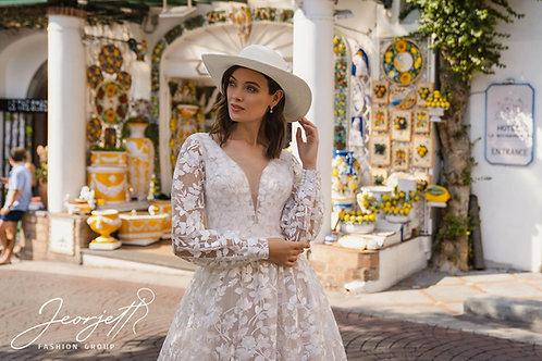 Wedding dress J-928