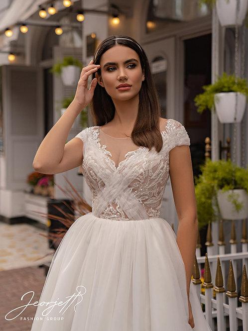 Wedding dress J-981