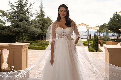 Wedding dress J-984