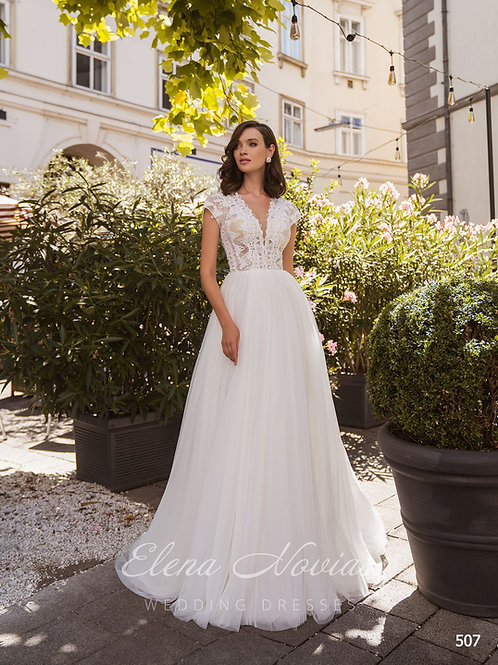 WEDDING DRESS 507