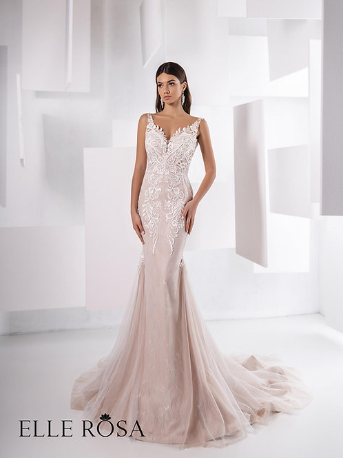 Wedding dress EL-325