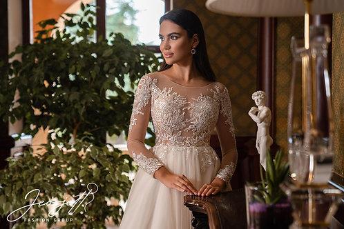 Wedding dress J-983