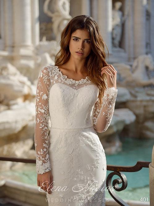 WEDDING DRESS 401