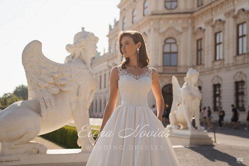 WEDDING DRESS 502
