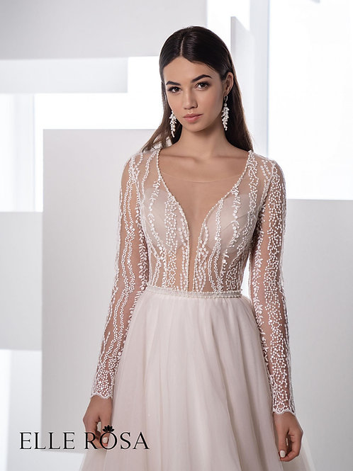 Wedding dress EL-317