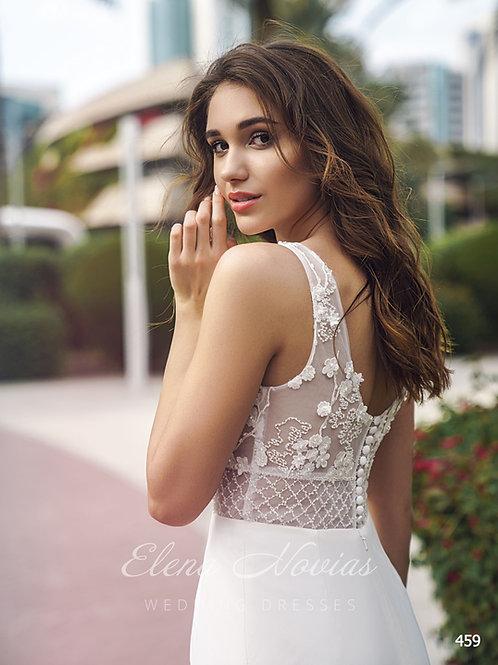 WEDDING DRESS 459