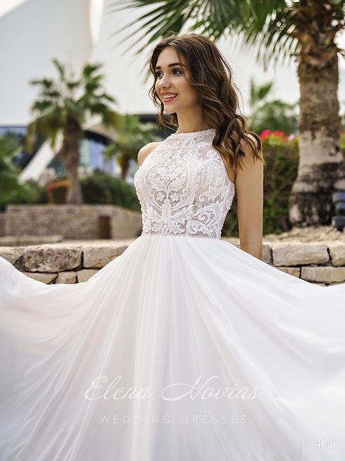 WEDDING DRESS 458