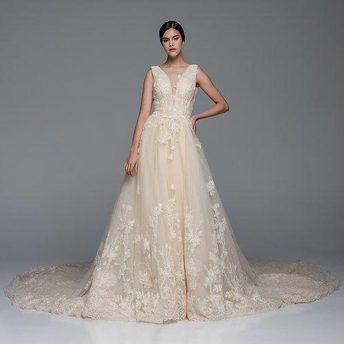 Reyna Gown