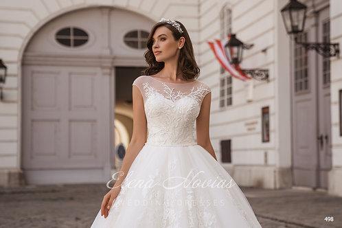 WEDDING DRESS 498