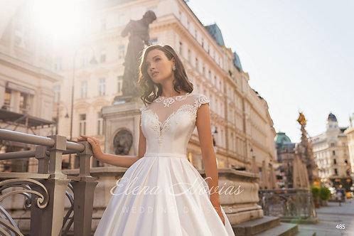 WEDDING DRESS 485