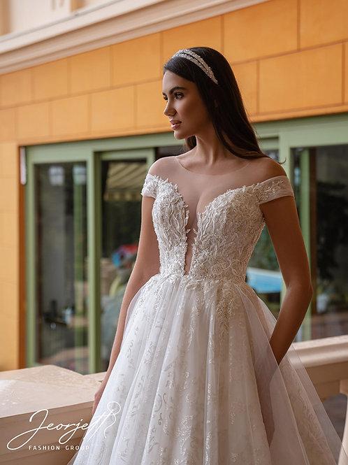 Wedding dress J-985