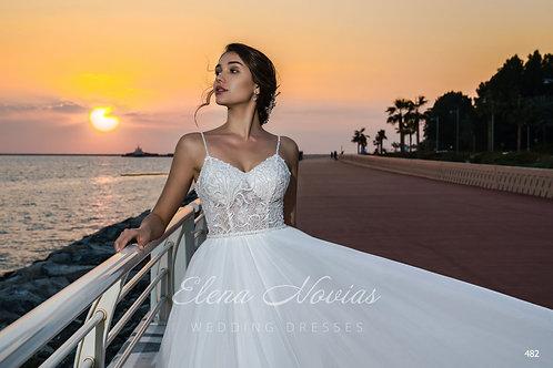 WEDDING DRESS 482