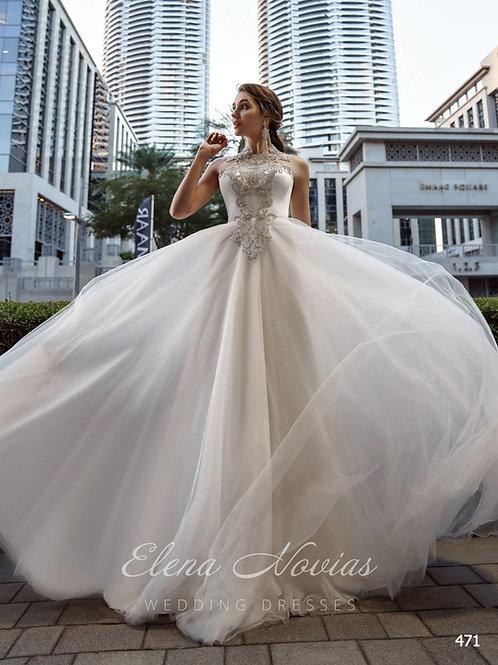 WEDDING DRESS 471