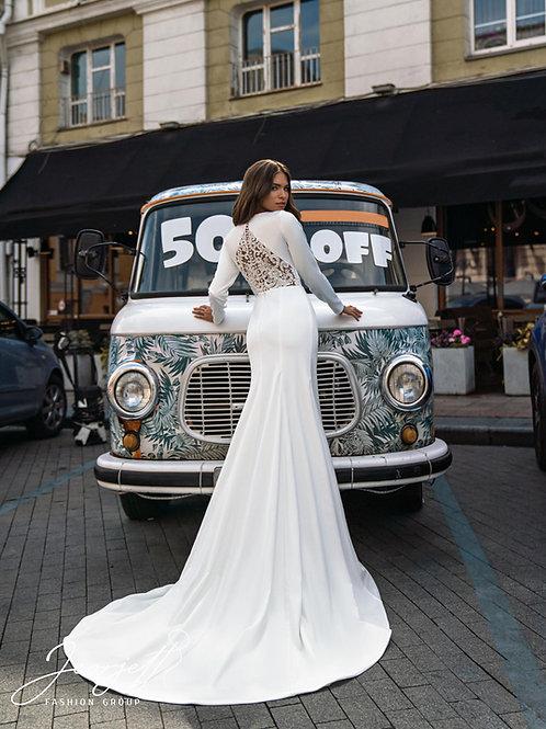 Wedding dress J-976