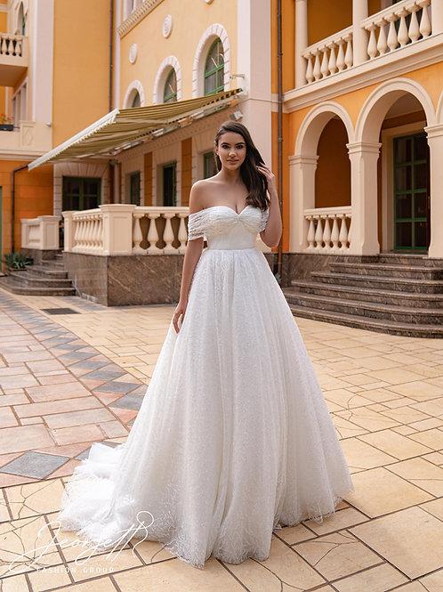 Wedding dress J-978