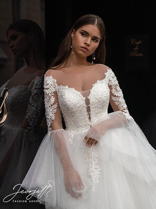 Wedding dress J-952