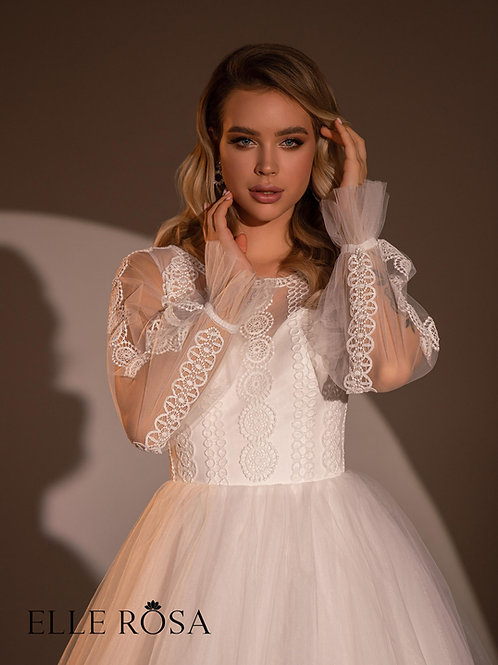 Wedding dress EL-359
