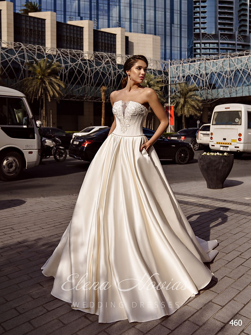 WEDDING DRESS 460