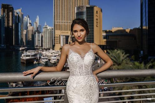 WEDDING DRESS 466