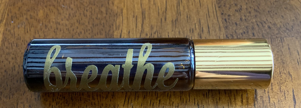 Breathe essential oil rollerball