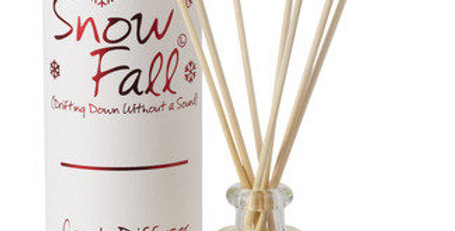 Lily Flame Snow Fall Reed Diffuser