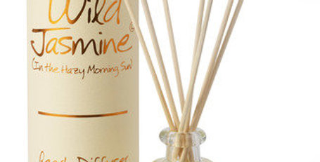 Lily Flame Wild Jasmine Reed Diffuser