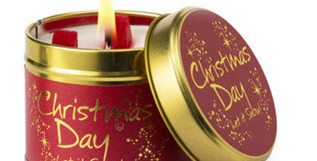 Lily Flame Christmas Day Scented Candle