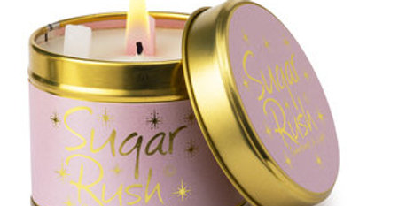 Lily Flame Sugar Rush scented Candle