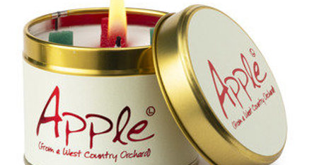 Lily Flame Apple Scented Candle