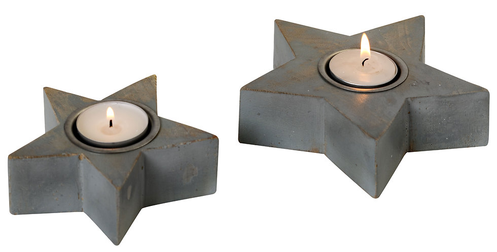 Star Candle/ Tealight Holder