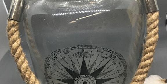 Hurricane Marinas Compass Lantern