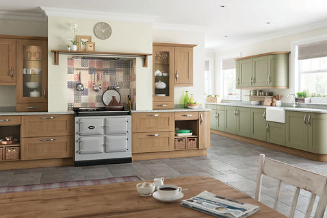 Town and Country style kitchens