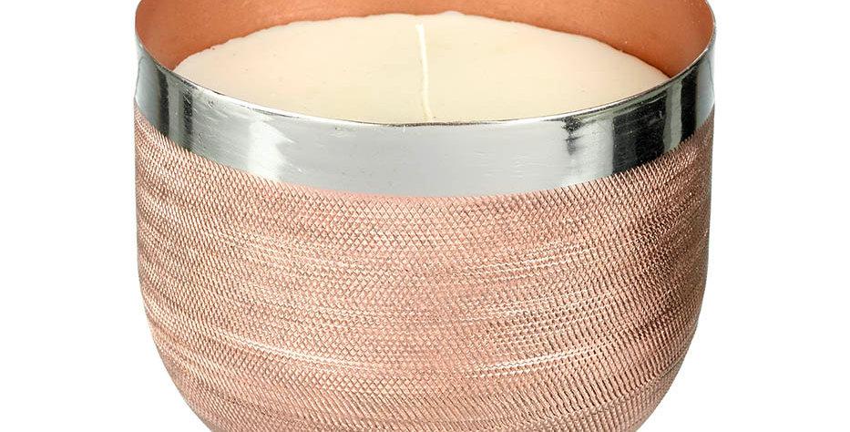 Copper Votive Allegra Candle