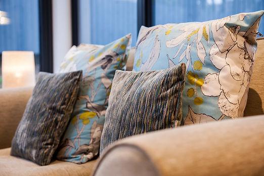Sofa cushion cases