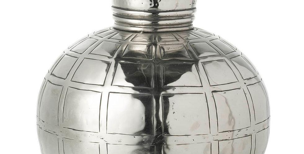 Large Kavala Aluminium Vase