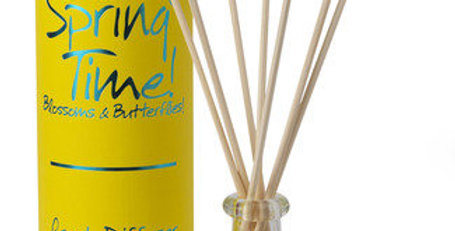 Lily Flame Spring Time Reed Diffuser