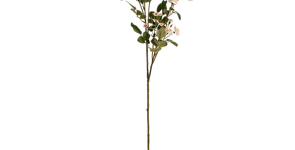 Cream Wild Meadow Artificial Flower
