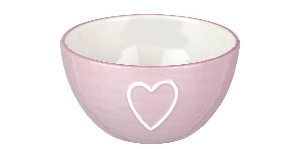 Dusky Pink Cereal Bowl