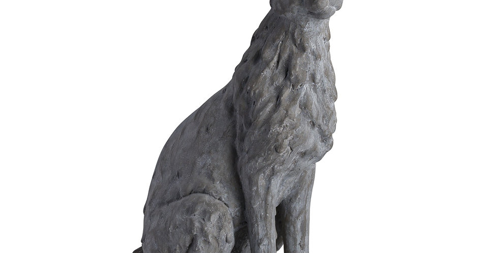 Large Sitting Outdoor Hare Statue