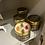 Thumbnail: Christmas Pudding Tin Candle