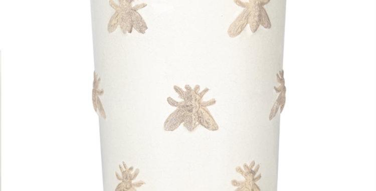 Cylinder Bee Vase