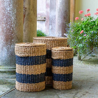 Baskets for household furniture