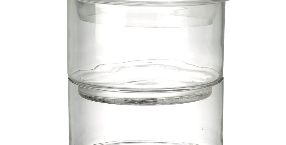 Parlane glass stacker